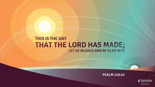Verse of the day